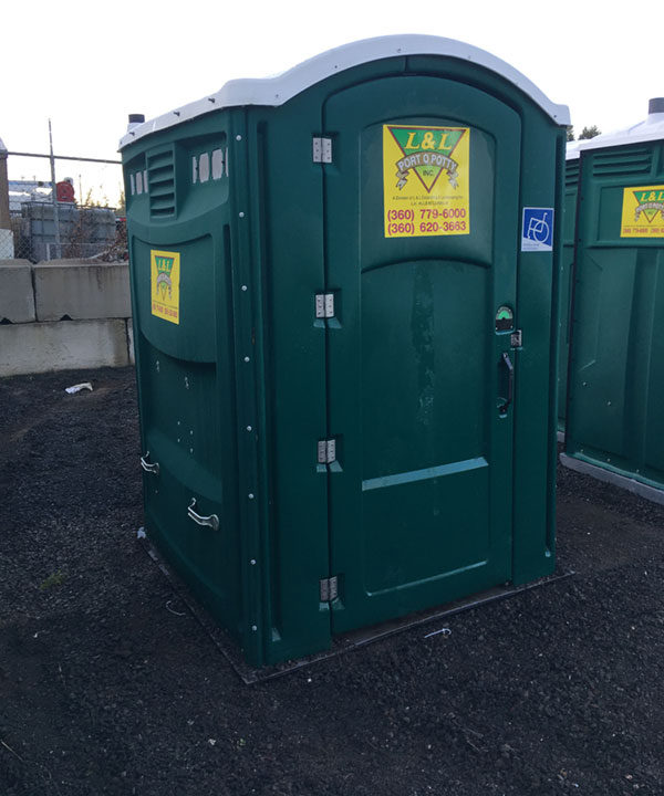 Contact Us To Reserve Your Porta Potty Rental (360) 779 6000