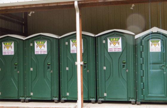 L & L Port O Potty - Portable Toilets