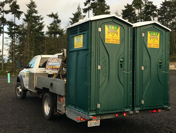 L & L Port O Potty - Portable Toilet Rentals